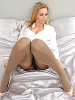males in nylons photos